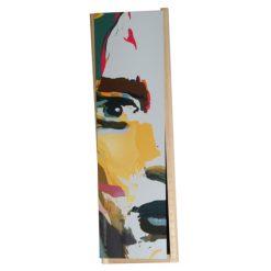 Relatiegeschenken 2 Wijnkistje-Kunst Grace van den Dobbelsteen 1-vaks nr2 WEB