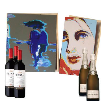 wijnkistjes-kunst-relatiegeschenken-combinatie-suggestie-2-vaks-kistje-en-3-vaks-kunstkistje-15x15cm-72dpi-web